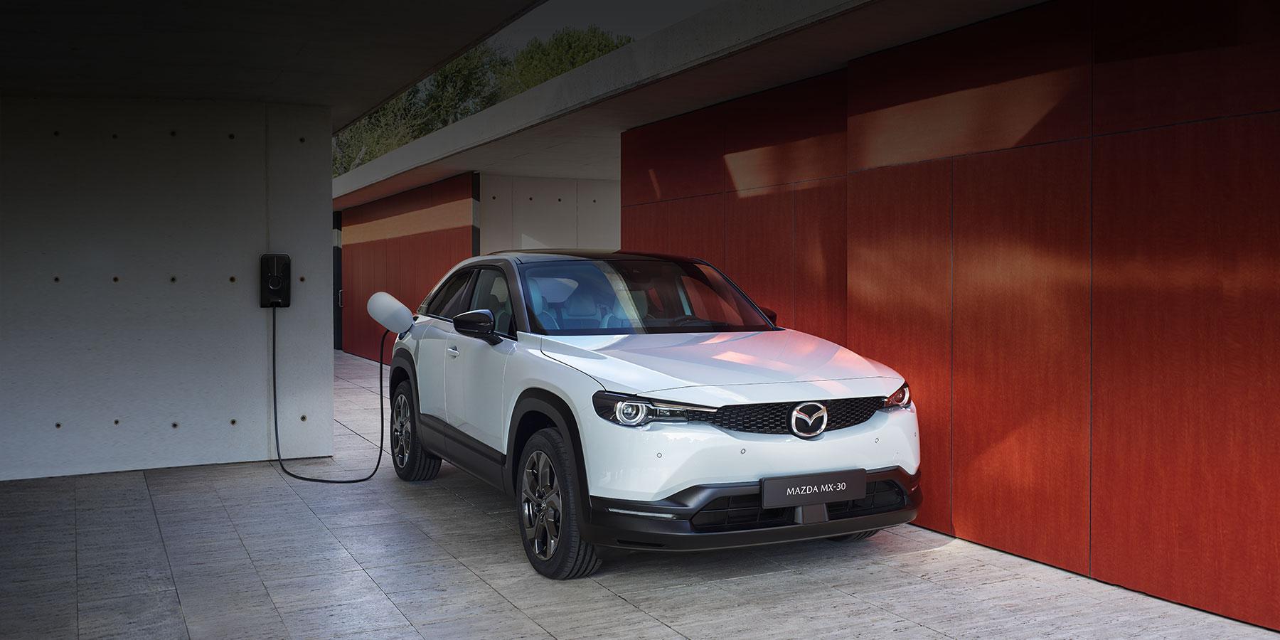 Arriva la NuovaMazda MX-30 completamente elettrica. Provala da Auto Ikaro il 28 luglio insieme a CNA-SHV