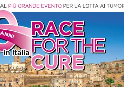 CNA Federmoda con CNA Impresa Donna a Matera per Race for the Cure