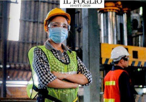 Il manifatturiero italiano un esempio della capacità di reagire