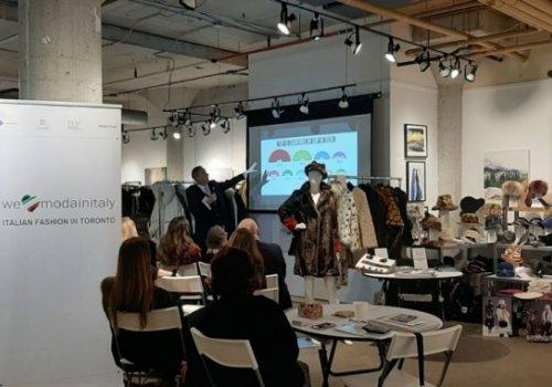 CNA Federmoda: la moda italiana in passerella in Canada