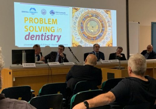 "Dental Community 2019, ""Problem solving in dentistry""."