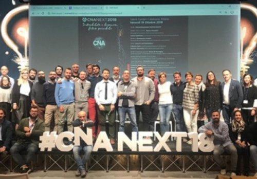 CNA NeXT 2018. Oltre 500 imprenditori all'evento annuale