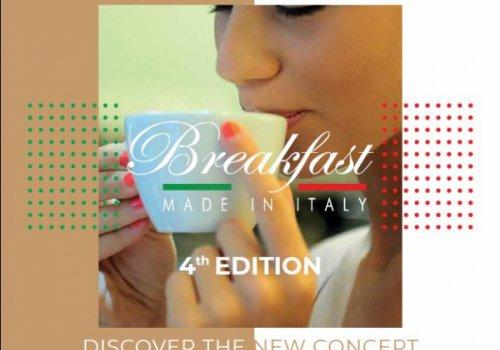"""Prodotti e attrezzature per la prima colazione. Partecipa con CNA a """"Breakfast made in Italy"""""""