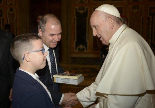 Incontro con Papa Francesco. CNA Benessere e Sanità e Camera Italiana dell'Acconciatura ricevute in udienza privata