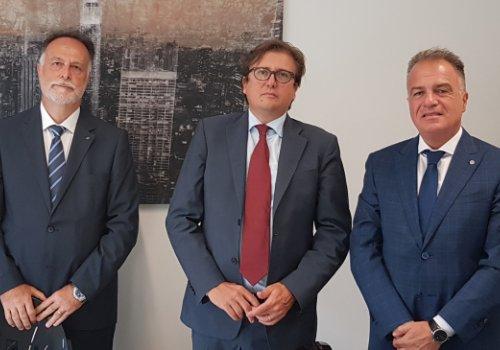CNA SNO Odontotecnici incontra il Presidente della XIICommissione del Senato Igiene e Sanità
