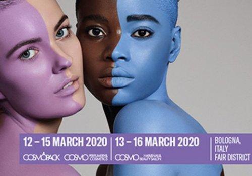COSMOPROF WORLDWIDE BOLOGNA 2020: pullman gratuiti per estetiste, onicotecniche e acconciatori aderenti a CNA