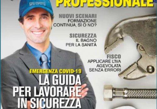 """CNA Installazione e Impianti collabora con la rivista """"L'Installatore Professionale"""". Leggi il  nuovo numero"""
