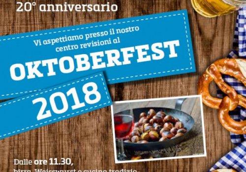 FESTA PER I 20 ANNI DEL CENTRO REVISIONI BOLZANO