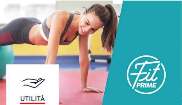 CNA con FitPrime offre a tutti gli associati un importante sconto su oltre mille centri sportivi, senza vincoli e in un unico abbonamento