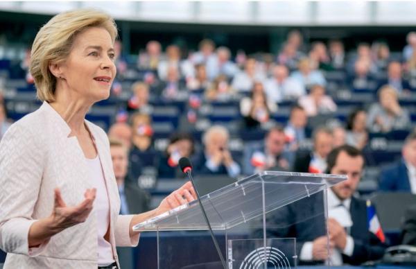 La neo presidente della Commissione Ue punta sulle Pmi. Perlomeno nei programmi