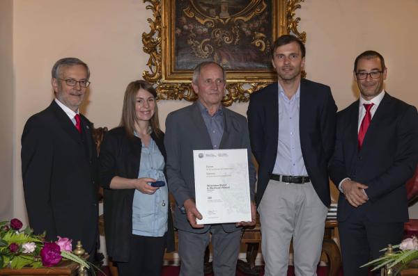 Assegnato il Premio economia Alto Adige 2019 a 15 imprese altoatesine e 31 dipendenti