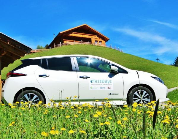 eTestDays: Wirtschaft stellt Elektromobilität gutes Zeugnis aus