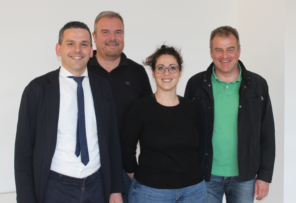 Meisterbund hat neuen Obermeister. Ester Brunini (CNA-SHV) Vizepräsident