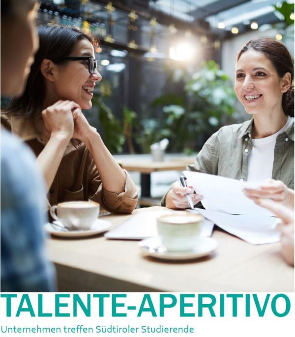 Talente-Aperitivo im November 2019