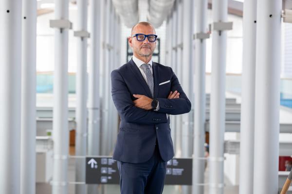 Claudio Corrarati (CNA-SHV) confermato Vicepresidente di Fiera Bolzano