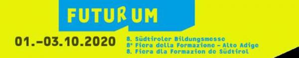 Südtiroler Bildungsmesse Futurum: JobInfo. So können Sie teilnehmen