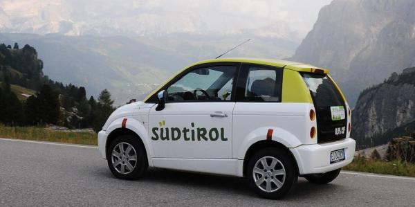 Auto elettriche, contributi provinciali per 4.000 euro