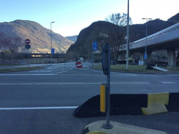 Traffico. CNA-SHV chiede di riaprire viale Trento ai veicoli delle imprese. Pronta una raccolta firme