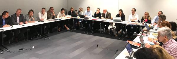 La successione d'impresa nell'arco alpino: partner del progetto UE riuniti a Marsiglia