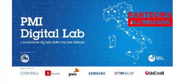 Indagine sui processi di trasformazione digitale delle piccole imprese italiane: Compila il questionario e partecipa al progetto PMI Digital Lab