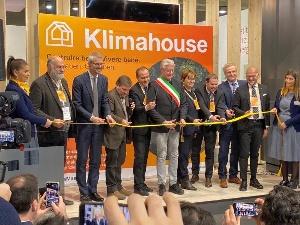 Inaugurata Klimahouse 2020. CNA partner della rassegna. Venerdì 24 gennaio evento con Licia Colò e il presidente nazionale Daniele Vaccarino